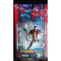 Figura Spiderman Classics Marvel Kraven Toy Biz No Batman