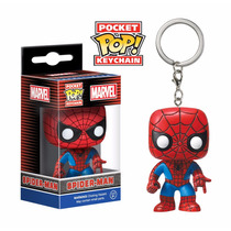 Llavero Spiderman Funko Pop Keychain Marvel
