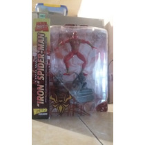 Iron Spider-man Civil War Marvel Select Vhtf!