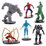 Figuras De Disney Store Ultimate Spiderman Playset En Oferta