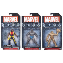Marvel Universe Infinite Beast Bishop Sandman Variantes 2015