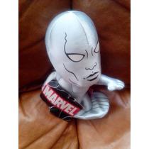 Peluche De Silver Surfer De Marvel Original 20cm