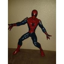 Spiderman Muñeco Electronico/ 36 Cm. De Alto / 2012 Marvel