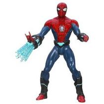 Marvel Ultimate Spider-man - Electro-web Spider-man Figura