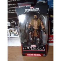 Marvel Legends Spider-man Kraven Figura Nueva By Hasbro
