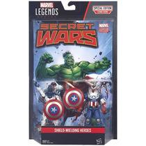 Marvel Legends 2 Pack Vance & Sam Wilson Capitán 3.75 Hasbro