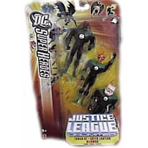 Muñeco Justice League Unlimited Dc Super Heroes Tomar/green