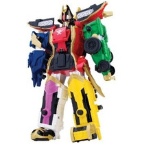 Power Rangers Súper Megaforce - Megazord Legendario