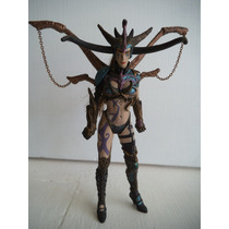 The Skull Queen Dark Ages Spawn Mcfarlane Toys