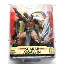 Spawn Mcfarlane Age Of Pharaohs Series 33 Scarab Assassin
