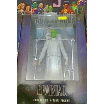 *** Justice Alex Ross Brainiac Serie 5 Dc Direct ***