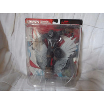 Oferta Wings Redemption Spawn Serie 34 Mcfarlane Angel Alas
