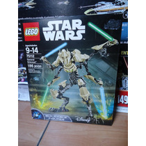 The Star Wars Lego General Grievous Figura Para Construir