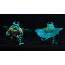 Tmnt Ray Fleet 1989 Manta Raya Tortugas Ninja