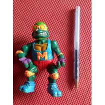 Tortuga Ninja Michelangelo Skater ( Del Año 1991)