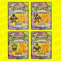 Tmnt Tortugas Ninja Retro Classic Coleccion