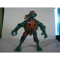 Tortugas Ninja Michael Angelo Figura De Accion Vintage