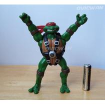 Raphael Tortugas Ninja Con Movimiento Playmates Toys Tn8