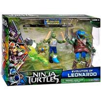 Tmtn Evolución Of Leonardo.