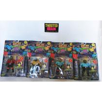 Set De Figuras Tortugas Ninja Serie Star Trek (1990), Nuevas