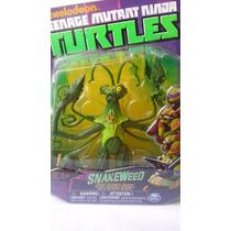 Figura Snakeweed Viboralga De Tortugas Ninja
