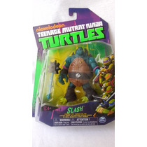 Figura Slash De Tortugas Ninja