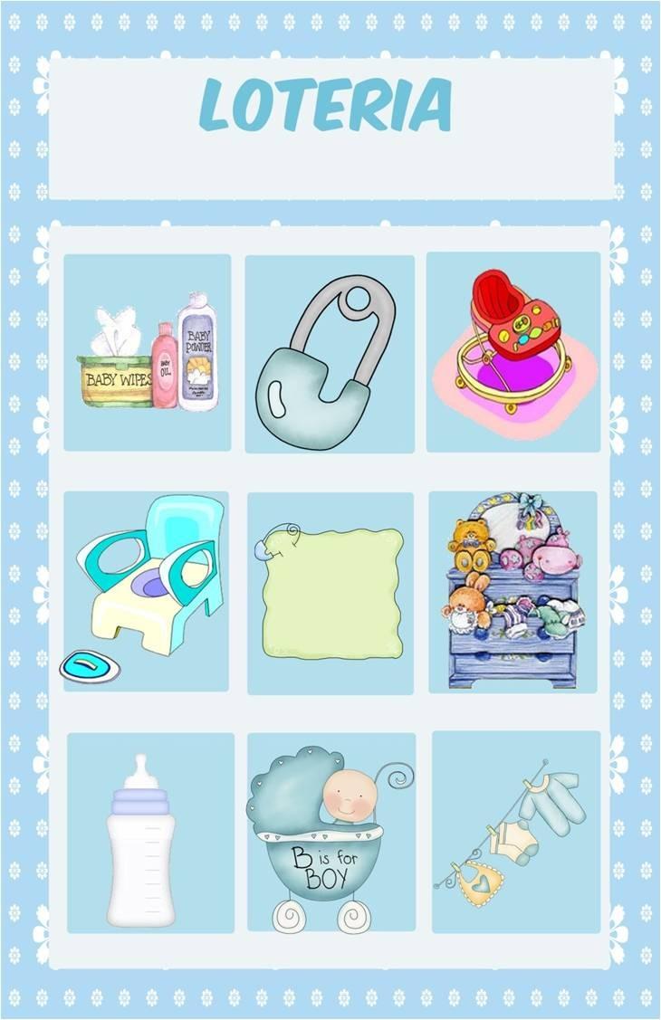 super kit de juegos imprimibles todo para tu baby shower