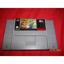Mario Is Missing Super Nintendo Snes No Subasta