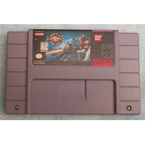 Power Rangers Zeo Battle Racers (super Nintendo)