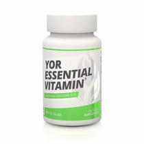 Yor Essential Vitamin ® - Multivitaminico Con Coenzima Q10