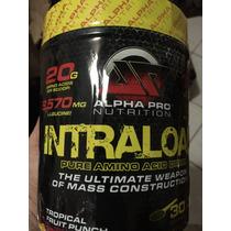 Alpha Nutrition Intraload Amino Acidos Workout 30 Servicios