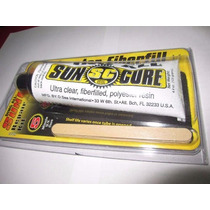 Resina Reparaciona Ding All $330 Sun Cure Tabla Surf