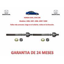 Bieletas P/ Caja Dirección Hidráulica Honda Civic Sir 06-00