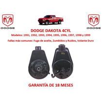 Bomba Licuadora Direccion Hidraulica Dodge Dakota 1993