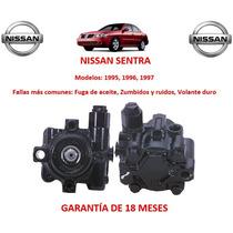 Bomba Licuadora Direccion Hidraulica Nissan Sentra 1997