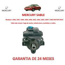 Bomba Licuadora Direccion Hidraulica Ford Mercury Sable 2000