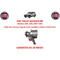 Bomba Licuadora Direccion Hidraulica Fiat Palio 2004