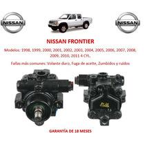 Bomba Licuadora Direccion Hidraulica Nissan Frontier 2002
