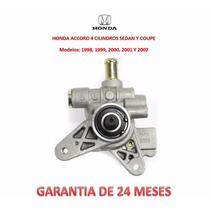 Bomba Licuadora Direccion Hidraulica Honda Accord 98-02 4cyl