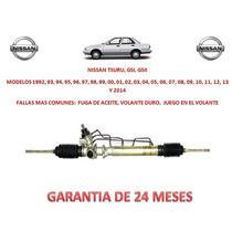 Caja Direccion Hidraulica Cremallera Nissan Tsuru Iii 2002