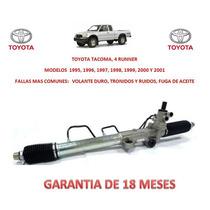 Caja Direccion Hidraulica Cremallera P/bomba Toyota Tacoma