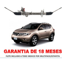 Caja Direccion Hidraulica Cremallera P/bomba Nissan Murano