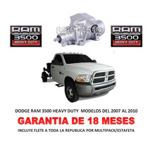 Caja Direccion Hidraulica Sinfin Dodge Ram 3500/4500 Vmj