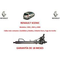 Caja Direccion Hidraulica Cremallera Renault Scenic 2003