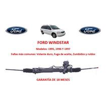 Caja Direccion Hidraulica Cremallera Ford Windstar 1997