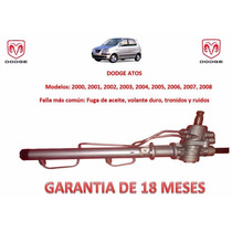 Caja Direccion Hidraulica Cremallera P/bomba Dodge Atos 2001