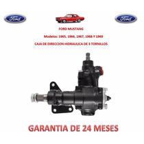 Caja Direccion Hidraulica Cremallera Ford Mustang 65-70 Sp0