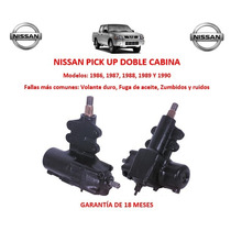 Caja Sinfin Direccion Hidraulica Nissan Pick Up 1988