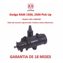 Caja Sinfin Direccion Hidraulica Dodge Ram Pick Up 1500 1997