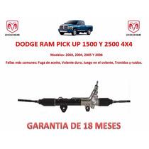 Caja Direccion Hidraulica Cremallera Dodge Ram Pick Up 2006